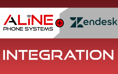 Aline Phone Systems Launches Integration with Zendesk