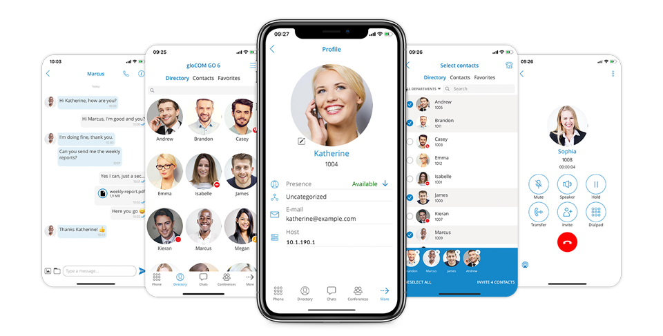 Communicator GO - VoIP On The Go