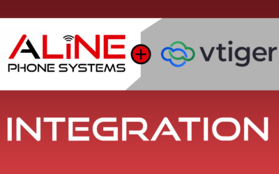 Aline Phone Systems Launches Integration with Vtiger